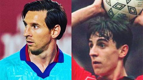 Tin giờ chót 15/6: Messi gây sốc vì quá giống... Neville khi Barca đá trận đầu sau dịch Covid-19