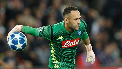 Napoli mất người hùng Ospina ở chung kết Coppa Italia