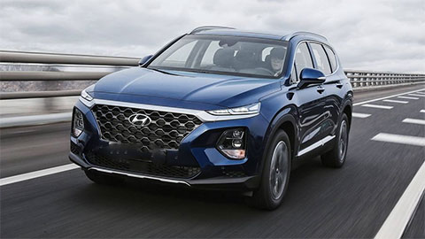 Hyundai Santa Fe giá 'ngon' bất ngờ hạ knock-out Toyota Fortuner, Ford Everest