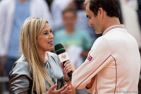 Wimbledon 2013 là Grand Slam duy nhất của Marion Bartoli
