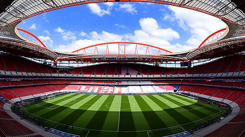 "Sân Estadio Da Luz của CLB Benfica sẽ tổ chức ""mini tour"" Champions League"