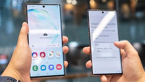Samsung Galaxy Note 10 đẹp long lanh, giảm giá 'cực sốc' tại Việt Nam khiến fan phát cuồng