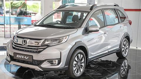 Xe 7 chỗ Honda BR-V 2020 đẹp mê ly giá hơn 480 triệu 'quyết đấu' Mitsubishi Xpander, Suzuki Ertiga