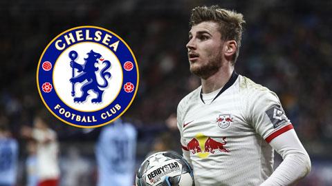 Werner từ chối thi đấu ở Champions League