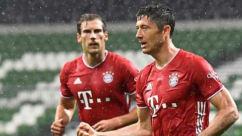 Kết quả Bundesliga vòng 32