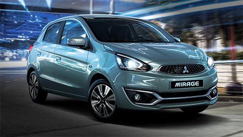 Mitsubishi Mirage giảm giá 'cực mạnh' khiến VinFast Fadil, Honda Brio, Kia Morning lo 'sốt vó'