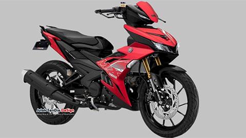 Yamaha Exciter 155 VVA tuyệt đẹp, giá rẻ sẽ mở bán trước tiên tại VN, đe Honda Winner X?