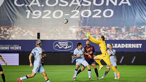 Oblak đi vào lịch sử La Liga
