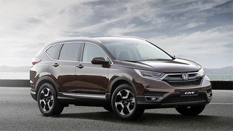 Honda CR-V 2020 lộ diện, khiến các đại lý giảm giá mạnh đẩy hàng tồn, đe Hyundai Tucson, Mazda CX-5