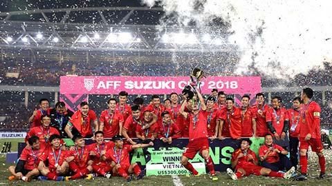 AFF vẫn muốn giữ nguyên thể thức thi đấu AFF Cup 2020