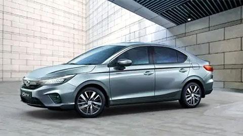 Honda City 2020 đẹp mê ly, giá 300 triệu sắp ra mắt 'quyết đấu' Hyundai Accent, Toyota Vios, Mitsubishi Attrage