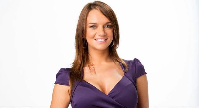 Kay Murray - Cô đang làm việc cho kênh truyền hình của Real Madrid (Tây Ban Nha). Xinh đẹp, thành thạo nhiều ngoại ngữ, Kay tham gia vào rất nhiều chương trình nổi tiếng