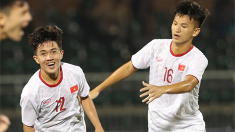 Con đường dự World Cup của U19 Việt Nam có rộng mở?