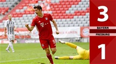 Bayern Munich 3-1 Freiburg (Vòng 33 Bundesliga 2019/20)
