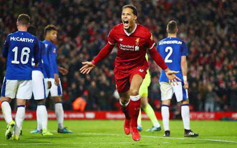 Nhận định Bong đa Everton Vs Liverpool 01h00 Ngay 22 6 Bongdaplus Vn