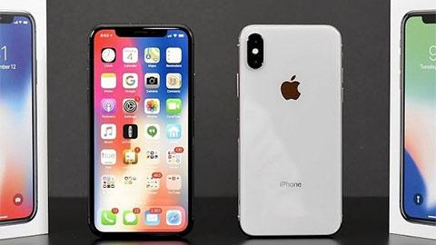 iPhone X đẹp long lanh, giảm giá 'kịch sàn' tại VN xuống mức đáy mới