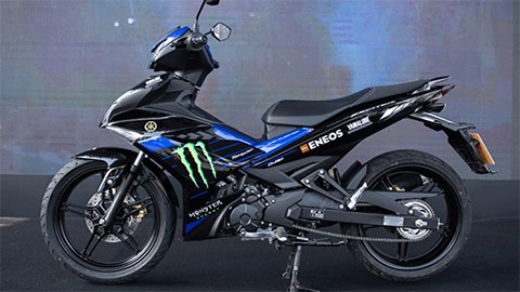 Yamaha Exciter 150 đẹp không tỳ vết giảm giá 'cực mạnh' tại VN, khiến Honda Winner X 'suy sụp'
