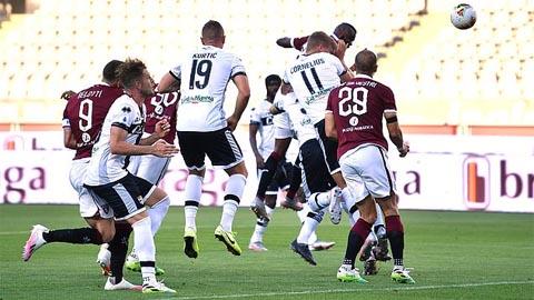 Kết quả Serie A vòng 27, đá bù vòng 25
