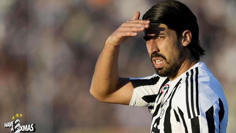 Juventus: Dấu chấm hết cho Khedira