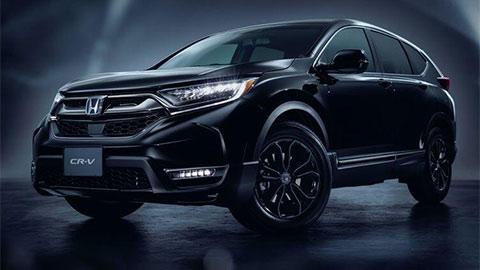 Honda CR-V 2020 có thêm bản Black Edition cực ngầu, giá 'ngon' đấu Hyundai Tucson, Mazda CX-5