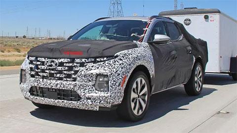 Hyundai Santa Cruz giá mềm, khoe sức mạnh trước ngày ra mắt, đe Ford Ranger, Mitsubishi Triton