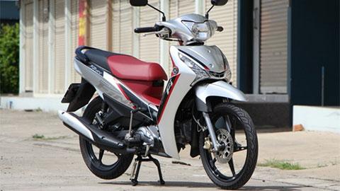 Yamaha Finn 115i 2020 kiểu dáng thể thao, giá rẻ 'ăn đứt' Honda Wave Alpha 110, Wave RSX