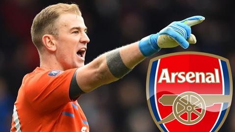 Arsenal bất ngờ nhắm cựu thủ môn của Man City để vá hàng thủ