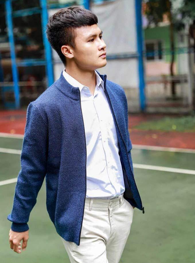 Quang Hải mới là chàng trai 23 tuổi