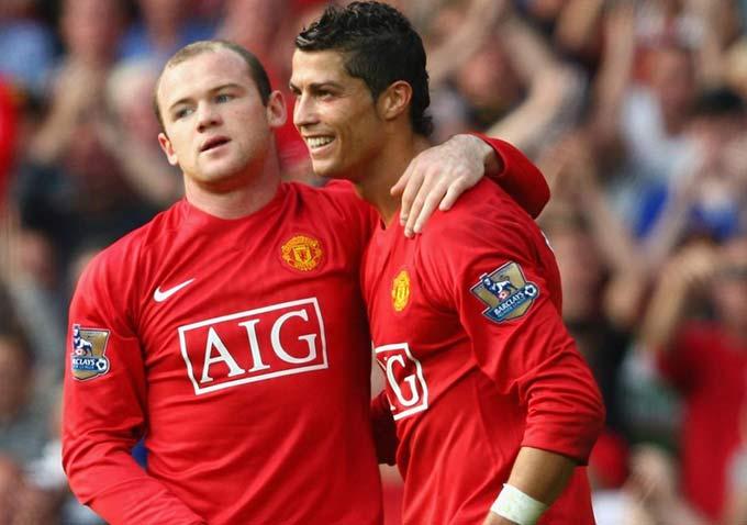 Rooney, Ronaldo từng thiệt hại nặng về thu nhập chỉ vì đời sống phong lưu