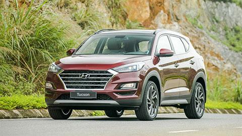 Hyundai Tucson đẹp long lanh, có giá bán ra sao trong tháng 6/2020?