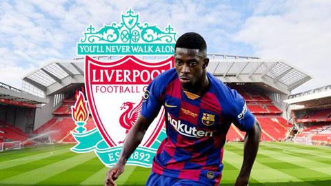 Tin giờ chót 23/6: Barca giảm giá bán Dembele, Liverpool chuẩn bị vào cuộc