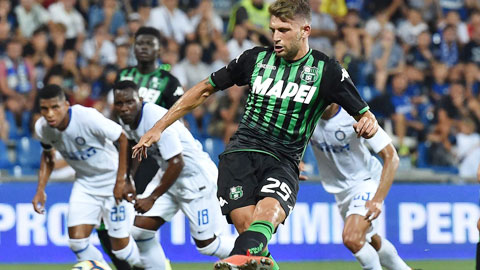 Berardi - Interista kiêm hung thần của... Inter
