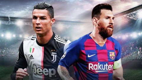 Messi 33 tuổi & Ronaldo 35 tuổi: Hãy khách quan nhìn nhận khi còn có thể