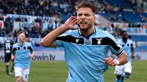 Immobile trung thành với Lazio
