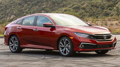 Honda Civic bản sedan đẹp long lanh, bất ngờ bị ngưng bán tại quê nhà