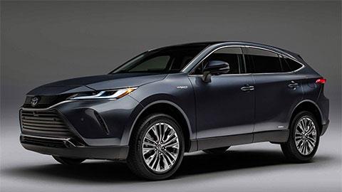 Toyota Venza thế hệ mới kiểu dáng thể thao giá hơn 600 triệu, đấu Honda CR-V, Mazda CX-5, Hyundai Tucson