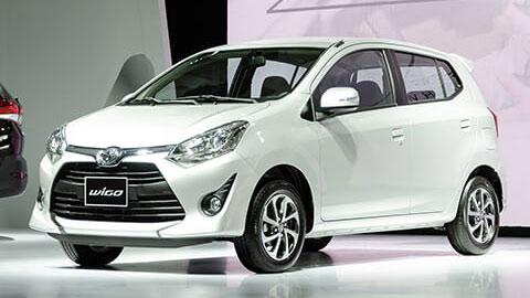 Toyota Wigo giảm giá cực mạnh, xả hàng tồn đón bản mới, đe Hyundai Grand i10, VinFast Fadil, Kia Morning