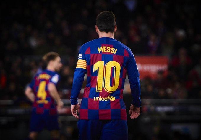 Messi ngày càng đơn độc tại Barca