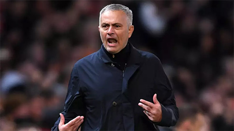 Sai lầm lớn của Jose Mourinho trong trận thắng West Ham