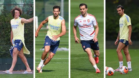 Arsenal xác nhận gia hạn hợp đồng với 4 ngôi sao