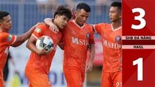 SHB Đà Nẵng 3-1 HAGL (Vòng 6 V.League 2019/20)