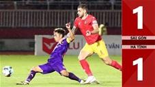 Sài Gòn 1-1 Hồng Lĩnh Hà Tĩnh (Vòng 6 V.League 2019/20)