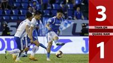 Than.QN 3-1 Quảng Nam (Vòng 6 V.League 2019/20)