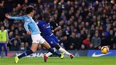 5 bàn thắng đẹp nhất của Man City tại Stamford Brigde