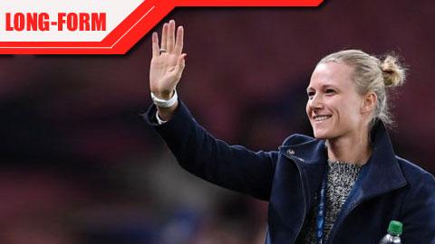 "Kathleen Krueger: ""Nữ tướng"" số 1 Bundesliga"