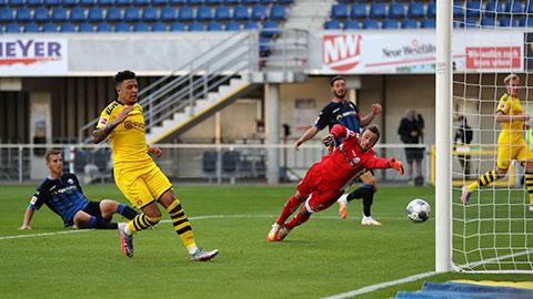 Dortmund, một cỗ máy ghi bàn