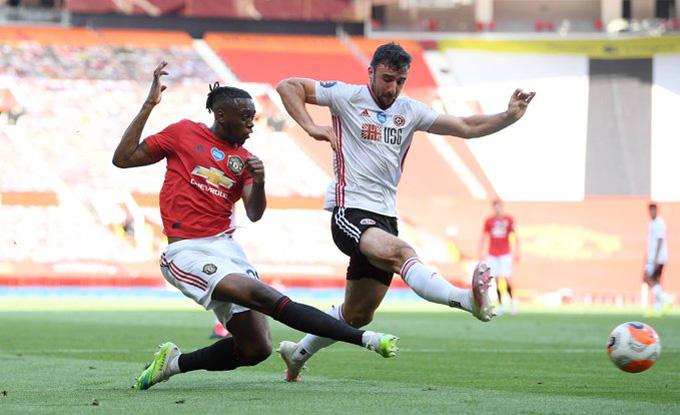 Thấy gì từ thắng lợi 3-0 của M.U trước Sheffield?
