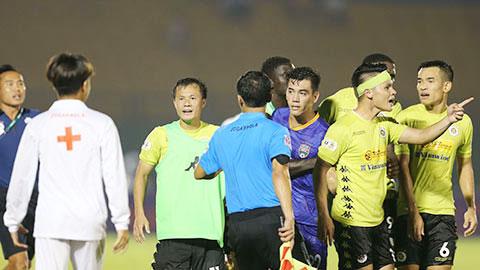 Dư âm B.Bình Dương vs Hà Nội FC: Hãy để cái đẹp lên ngôi