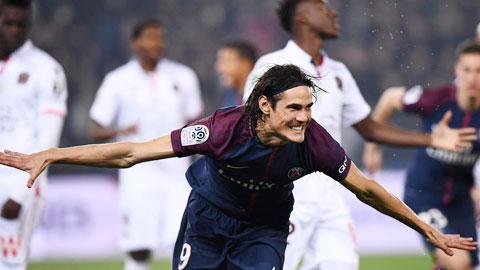 Cavani, 200 bàn thắng và những giọt nước mắt