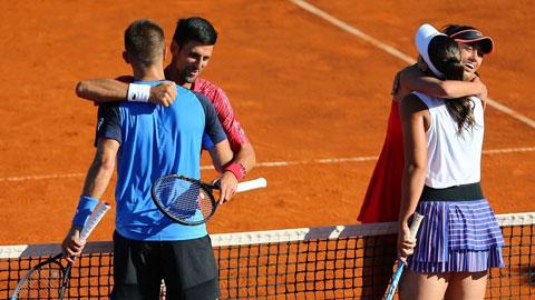 Diễn biến thảm họa dịch tễ tại giải Tennis Adria Tour: Ai là 'bệnh nhân số 0'